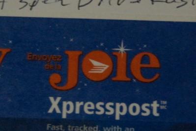 jole-canada post